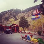 Foto de Foot of the Mountain Motel