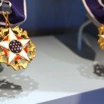 President & Mrs Carter's Presidential Medals of Freedom