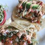 Fish Tacos- gluten free! DELICIOUS!