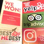 We Won - Elmers Voted Best of the Best, Palm Springs, CA