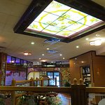 Inside Szechuan Restaurant