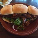 BBQ Pork Sliders