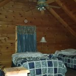 extra 3 double beds upper level
