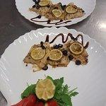 I piatti del ristorante con Menù Pranzo 15 CHF compreso bibita e caffè