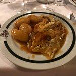 Sea Bass Fish in Portuguese style