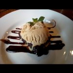 Brownie and Irish Cream Ice cream