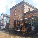 the pumphouse
