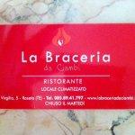 صورة فوتوغرافية لـ La Braceria da Ciambi