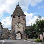 Porte du Bas -Porte de Strasbourg