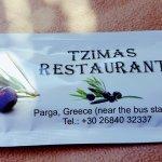Photo of Tzima