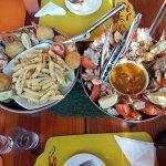 Restaurant Tambarina - Seafood Platter