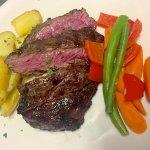 Grilled Black Angus Hanger Steak