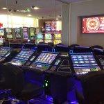 Spielbank und Bar täglich ab 14 Uhr