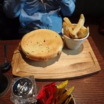Beef & Beamish Stout Pie