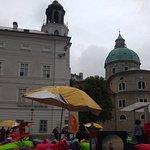 Another day in Mozartplatz