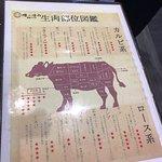 Foto de Ore no Yakiniku Ginza 9-chome