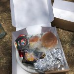 Picnic lunchbox for full day game drive provided by the lodge