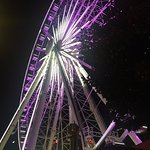 Skyview ferris wheel.