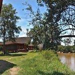 Foto de Royal Mara Safari Lodge
