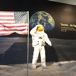 Apollo moon landing and the role of the Houston Space Center.