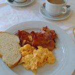 Hotel Vis breakfast October 2017
