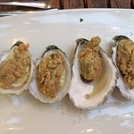 Fried oysters!