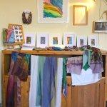 Milvio Sodi display (lots of beautiful art)