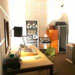 Hack Green BBC Studio