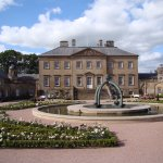 Dumfries House contains amazing art, sculpture and tapestries.
