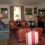 intimate lounges available to guests
