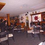 interior restaurant view