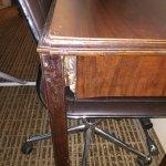 Broken/Detached Table Leg