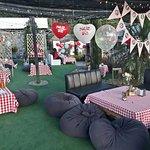 Áreas al aire libre para compartir en familia y amigos