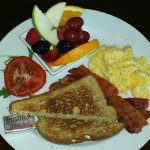 # 2 Breakfast with Fresh  Fruit