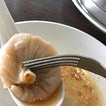Shanghai Crabmeat and pork soup dumplings