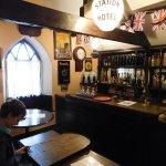 Shove halfpenny in the pub