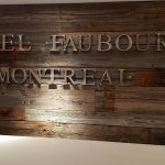 Hotel Faubourg Montreal Foto