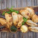 Empanada assortment