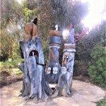 Bunyip Sculpture