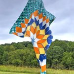 """Wind Sculpture II"" by Yinka Shonibare"