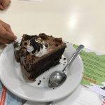 Una delicia  Pastel de chocolate!!
