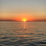 Fantastic sunset tour! The best place to see sunset is definitely on the ocean. Lighting and ref