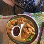 Fish tacos - yum!