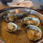 Oyster Parmesan - Nice appetizer