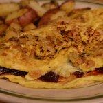 Thanksgiving Omelet