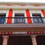 Plaza Machado building..