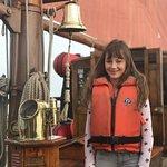 Great days sailing on The Vigilence