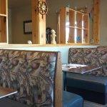 Old Rainbow Restaurant Seating