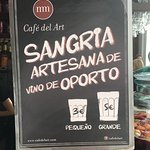 Photo de Cafe del Art