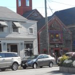 Ocean Avenue and Downtown Kennebunkport
